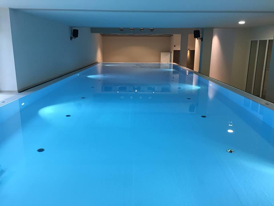 Schwimmbad SportForum Kleinmachnow